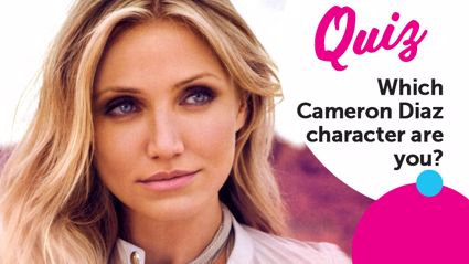 QUIZ: Which Cameron Diaz character are you?
