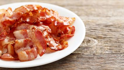 Here's how to make the most perfect bacon ever...