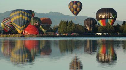 Balloons Over Waikato!