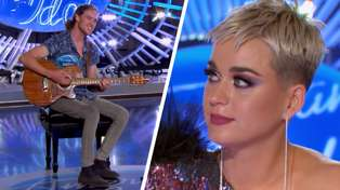 Formerly paralysed American Idol contestant's story and singing will bring you to tears