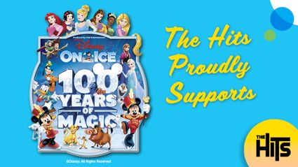 The Hits Proudly Supports - Disney On Ice celebrates 100 Years of Disney Magic