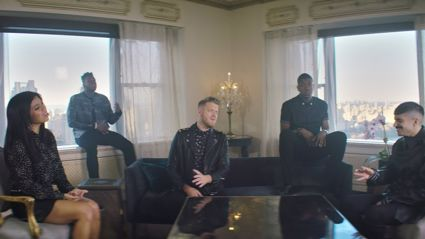 Pentatonix's latest mash-up will blow you away