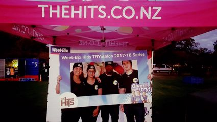 Palmerston North Sanitarium Weet-Bix Kids TRYathlon