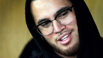 Stan Walker's documentary premieres on Sunday. Photo / Tania Whyte