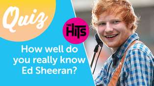 QUIZ: How well do you really know Ed Sheeran?