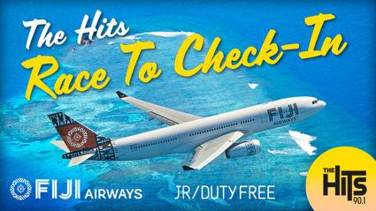 WIN Flights to Fiji with Fiji Airways!