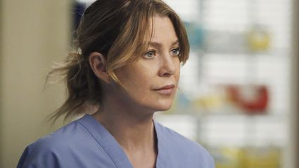 Ellen Pompeo has been admitted to hospital