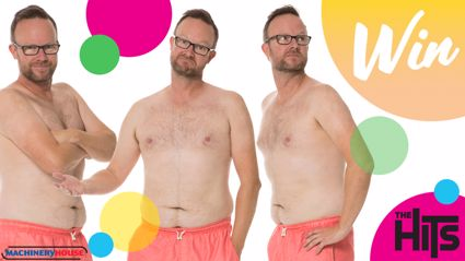 Show us ya BEST Dad Bod and WIN with Machinery House!