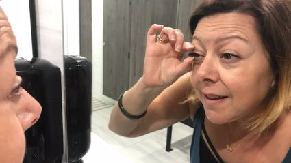 Try it Out Tuesday - Magnetic Eyelashes