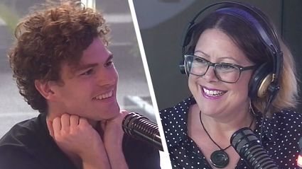 Vance Joy talks music, puppies and James Corden with Estelle
