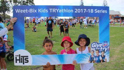 Gisborne Weet-Bix Kids TRYathlon 2