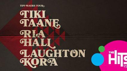 Tipi Haere Tour featuring Tiki Tane, Ria Hall and Laughton Kora