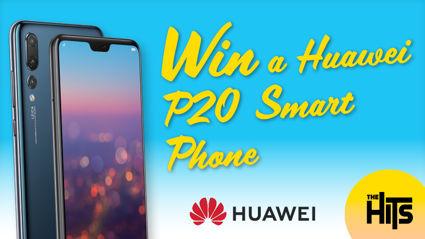 WIN A BRAND NEW HUAWEI P20 SMART PHONE