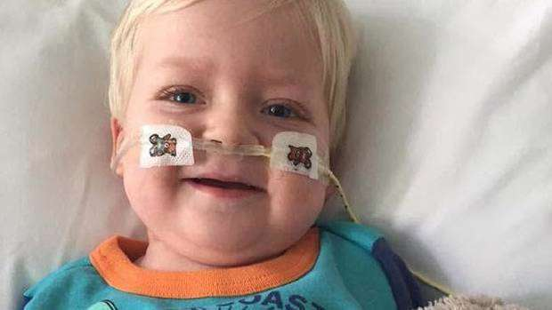 Dylan Askin almost died from an extremely rare type of lung cancer. Photo / Supplied