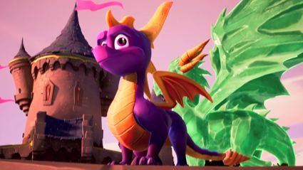 It's official! Spyro the Dragon is making a remastered come back