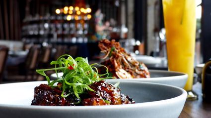 The latest list of top-notch dining in Auckland has been revealed by Metro magazine. Pictured is finalist The Blue Breeze Inn.