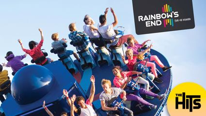 Win A Family Pass to Rainbows End!
