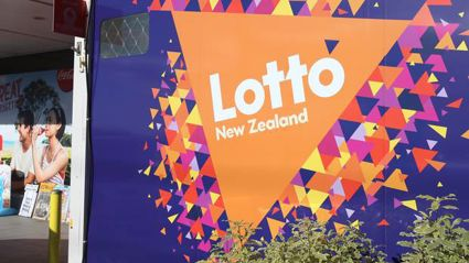 Two lucky lotto tickets bought in Whangarei