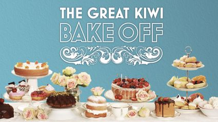 The Great Kiwi Bake Off is coming to TVNZ!