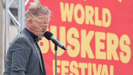 World Buskers Festival announce they WON'T be back next year