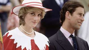 Royal fans are outraged after Camilla was spotted wearing Princess Diana's necklace