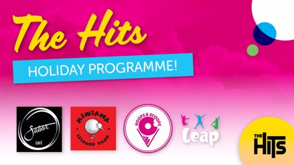 The Hits Holiday Programme!