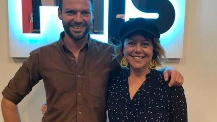 Estelle chats with Avi about his return to Ghana and Survivor NZ season 2