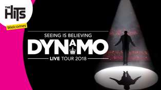 Find The Magician - Win Tickets To DYNAMO
