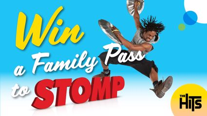 Win Tickets To STOMP!
