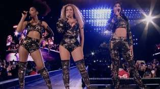 Destiny's Child reunited on stage during Beyonce's Coachella performance and it was INCREDIBLE!