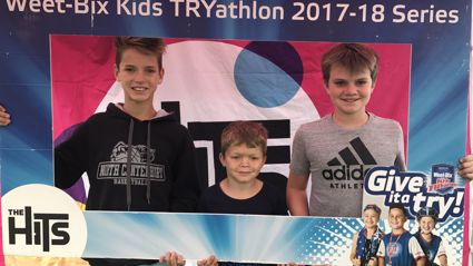 Christchurch Weet-Bix Kids TRYathlon