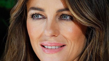 Elizabeth Hurley is being slammed again but this time for the 'sexy' costume she wore in a photo with her son