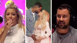 Why is Khloe Kardashian staying with Tristan Thompson after he cheated? Sarah and Sam debate