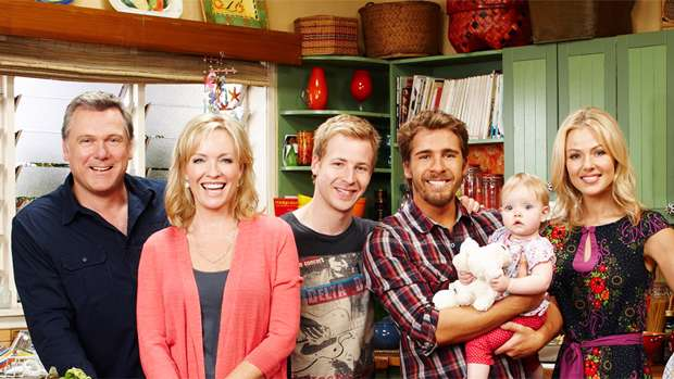 This 'Packed to the Rafters' star is joining 'Home and Away'!