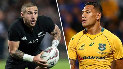 TJ Perenara slams Israel Folau over 'harmful' comments