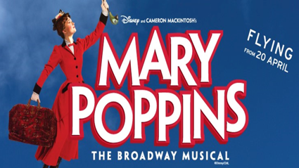 Blenheim Musical Theatre presents: Mary Poppins