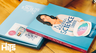 WIN! Cooking Tutorial with Michelle, creator of the Kitchen Science Cookbook