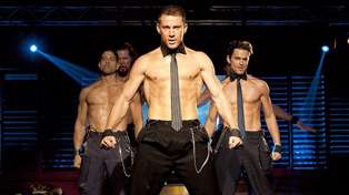 Here's the real life Magic Mike who looks IDENTICAL to Channing Tatum and makes over $3000 a weekend!