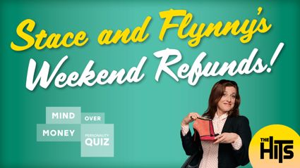 Win a Weekend Refund thanks to Kiwibank and Mind Over Money with Nigel Latta