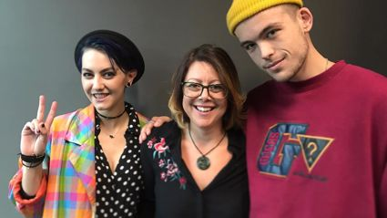 Openside join Estelle to chat about their new single 'No Going Back'