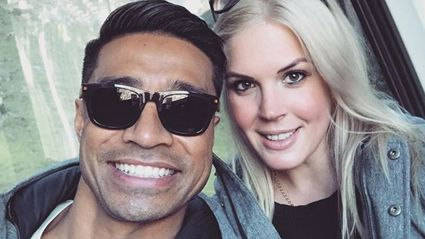 See the first photo from 'Shortland Street' star Pua Magasiva's wedding