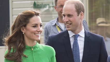 Kate Middleton has been admitted to St Mary's Hospital in 'the early stages of labour'!