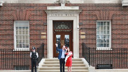 Take a look inside the £7,500-a-night Lindo Wing where Kate Middleton gave birth - to call it fancy is an understatement!
