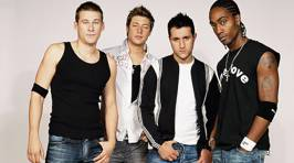 Remember the British boy band 'Blue'? Well this is what they look like now...