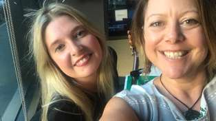 Jamie McDell and Estelle chat about singing in the bathroom and new music