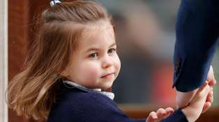 Happy birthday Charlotte: This is apparently what the Princess will look like when she's 18 years old...
