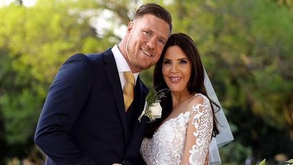 "Married At First Sight's Tracey shows off ""new look"" after getting veneers and removing lip fillers"