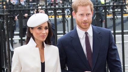 This is the menu Prince Harry and Meghan Markle will likely serve at their wedding...