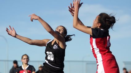 McDonald's Taupo Junior Sports Team Of The Week