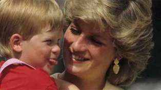 Prince Harry's wedding tribute to Diana will break your heart
